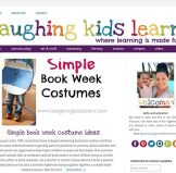 Logo and Blog Design – Laughing Kids Learn