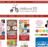 Logo and Blog Design – Childhood101