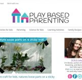 Logo and Blog Design – Play Based Parenting